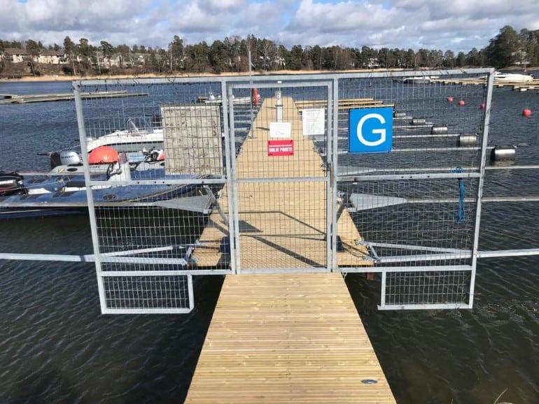 Pienvenesatama Espoo
